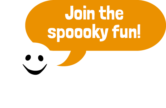 Join the ppooky fun