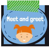 explore meet and greet