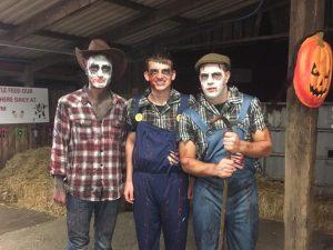Halloween team